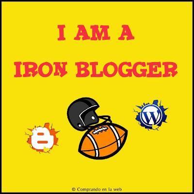 i am iron blogger