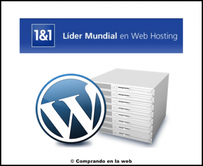 wordpress en 1and1