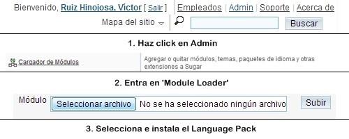 SugarCRM en espanol
